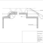 Dach skośny kratownicowy 1